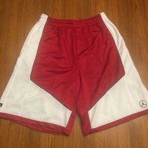 Super Rare 2010 Jordan Mens' Basketball Shorts XL